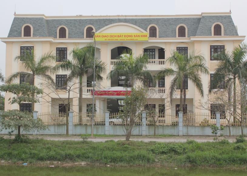 Thiết kế website khu công nghiệp Phú Nghĩa